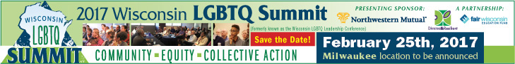 2017 Wisconsin LGBTQ Summit