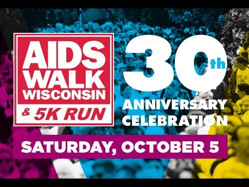 AIDS Walk Wisconsin & 5K Run Announces Honorary Co-Chairs